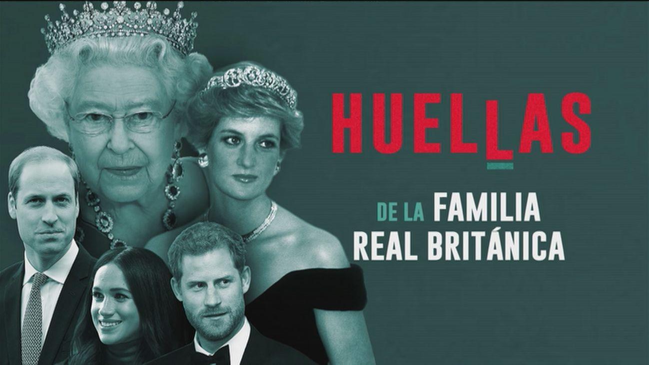 Huellas de...: Familia Real Británica