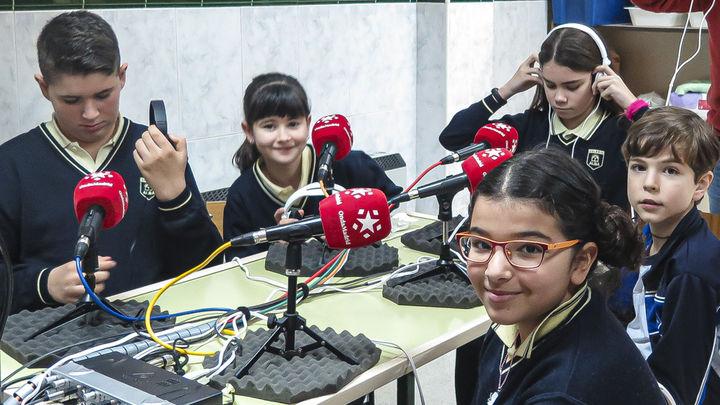 La Radio del Cole: Alba, Torrejón de Ardoz 14.03.2020