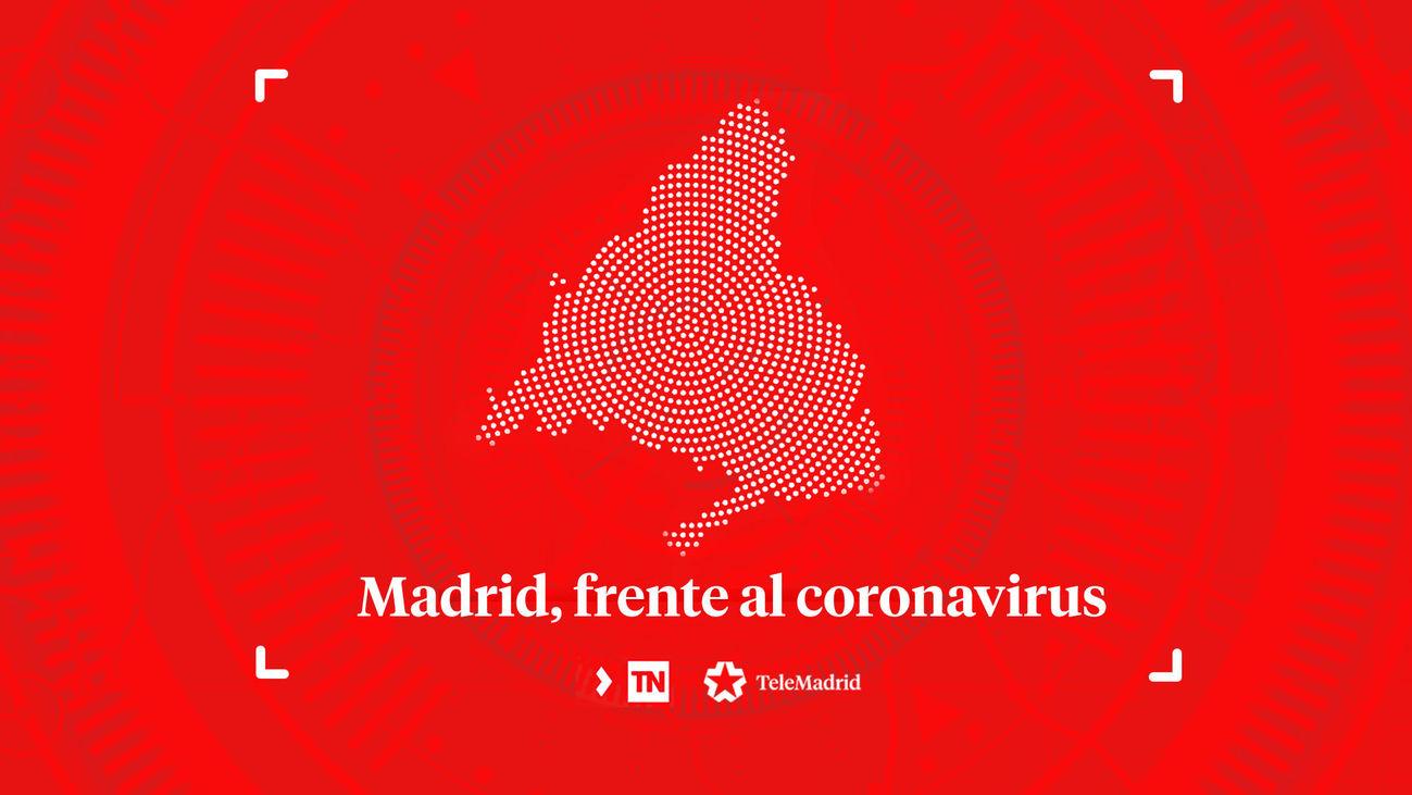 Madrid frente al coronavirus 20.03.2020