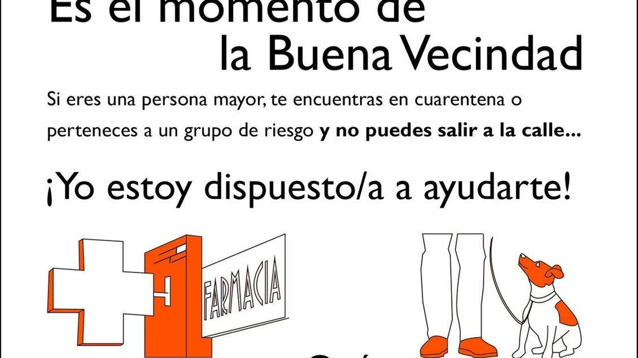 El Ayuntamiento de Madrid fomenta la ayuda a mayores entre los vecinos