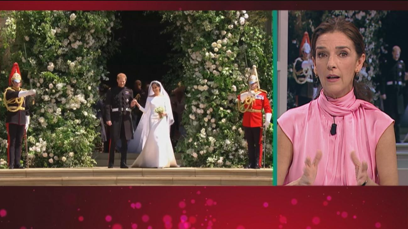 La salida de Meghan y Harry de la Familia Real disgustó a la reina Isabel II de Inglaterra