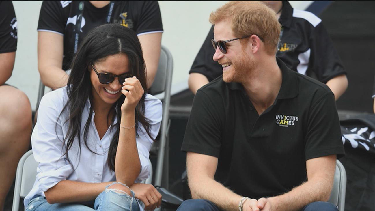 Así comenzó la relación del príncipe Harry y Meghan Markle