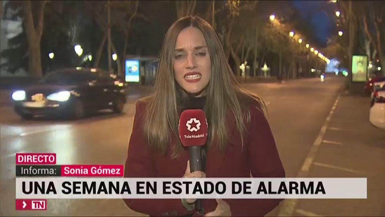 Telenoticias Fin de Semana 22.03.2020