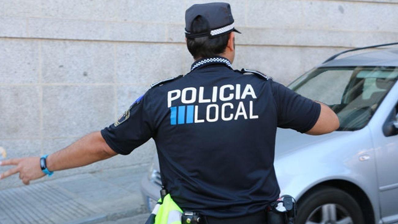 Policía Local de San Lorenzo de El Escorial