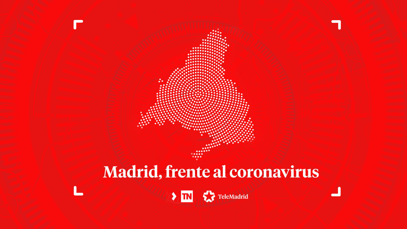 Madrid frente al coronavirus 23.03.2020