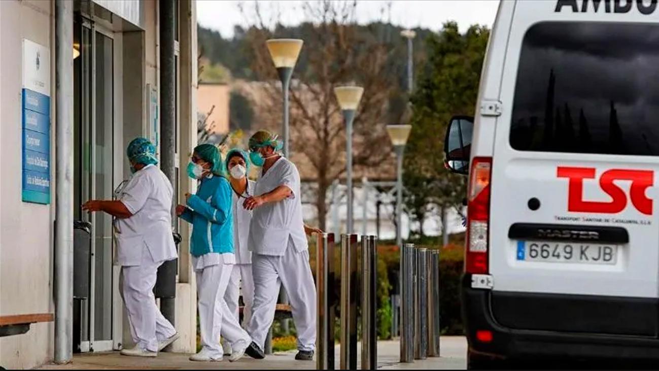 Aumenta el número de sanitarios de Madrid afectados por el Covid-19