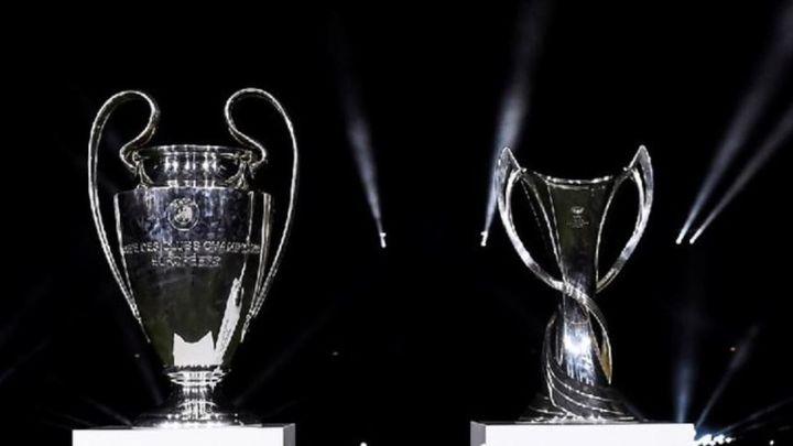 La UEFA aplaza sin fechas las finales de la Champions y Liga Europa