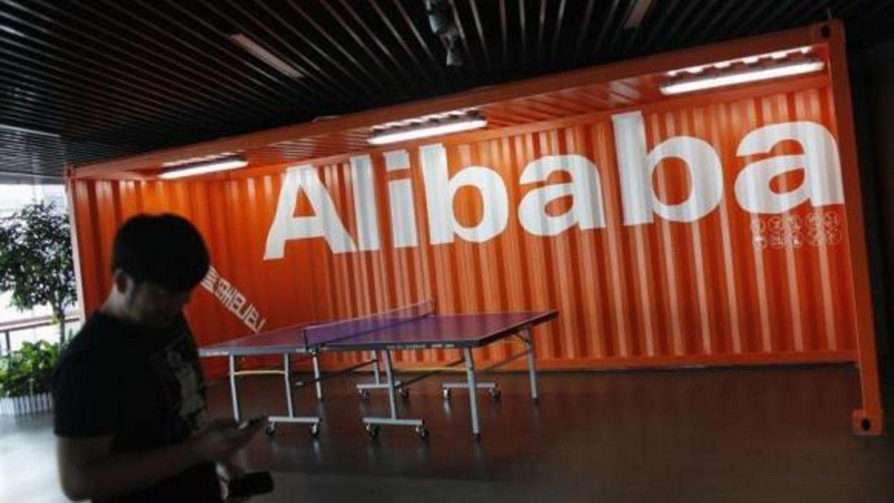 Contenedor de Alibaba