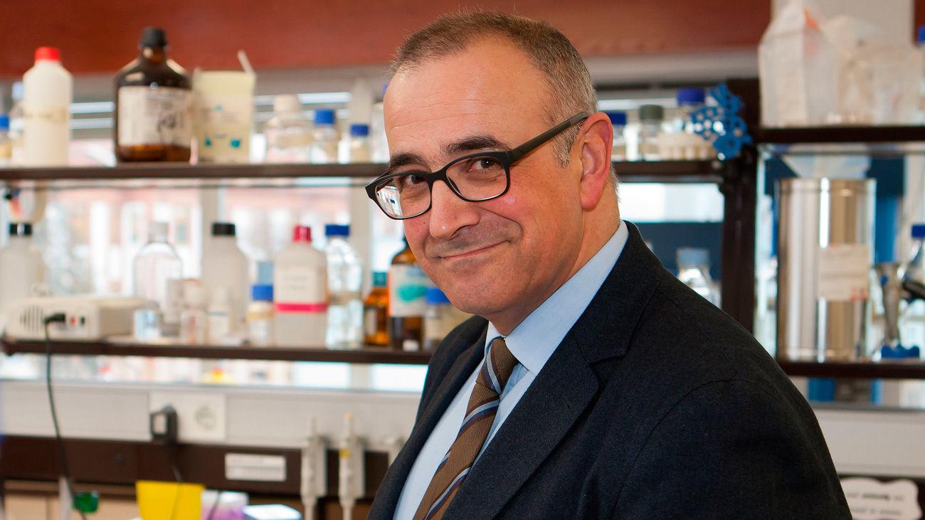 Ignacio López Goñi, catedrático de microbiología de la Universidad de Navarra