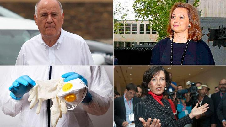 Las donaciones privadas ayudan a paliar la escasez de material sanitario en Madrid