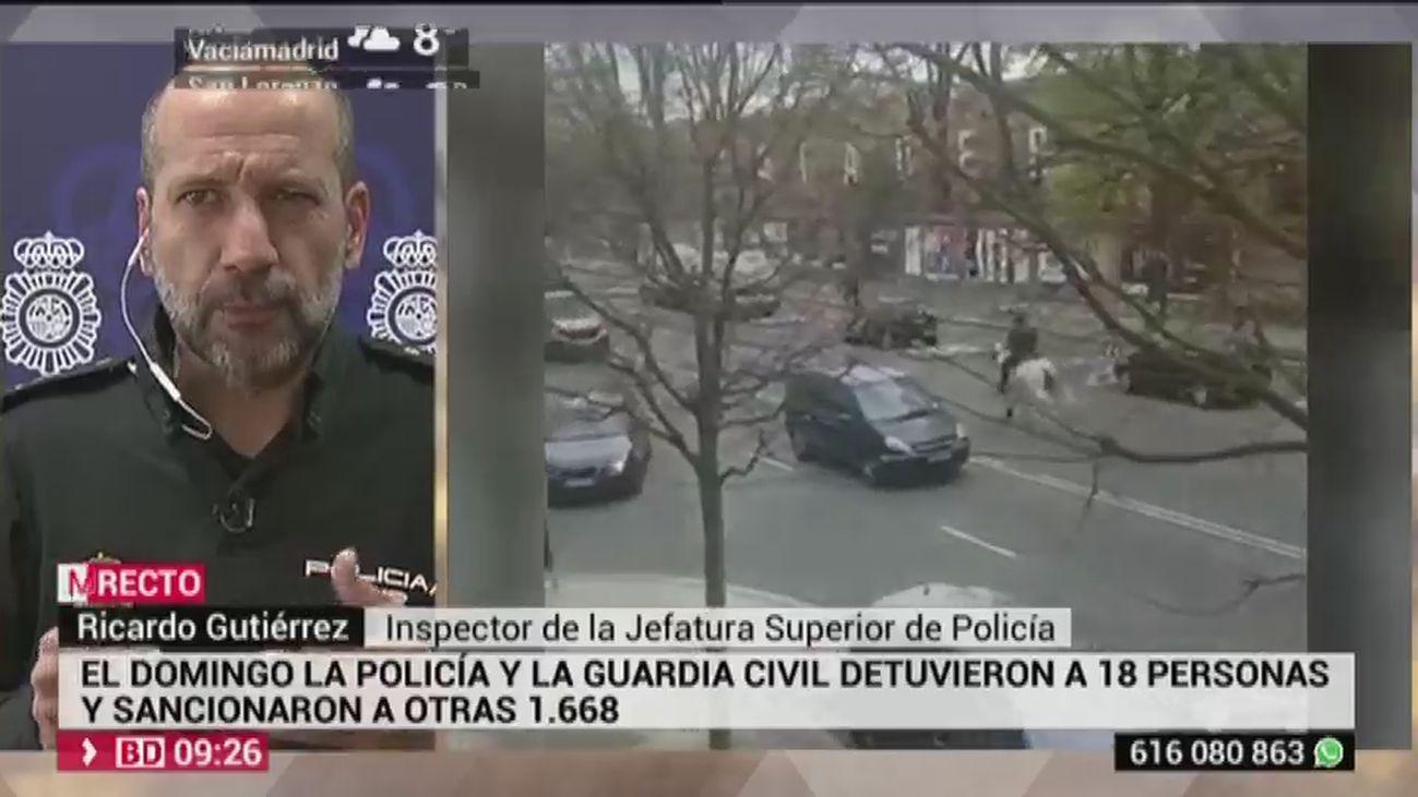 Buenos Días Madrid 24.03.2020 (9.00 - 10.30)
