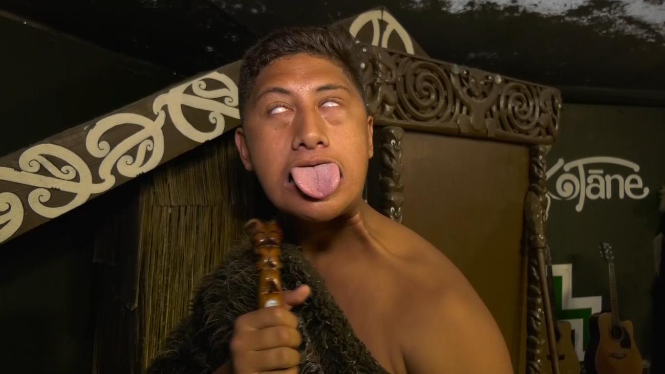 Nueva Zelanda y el famoso baile maori 'Haka'