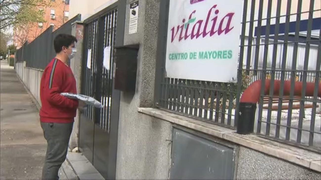 Denuncian la muerte de 20 ancianos en una semana  en una residencia de Leganés
