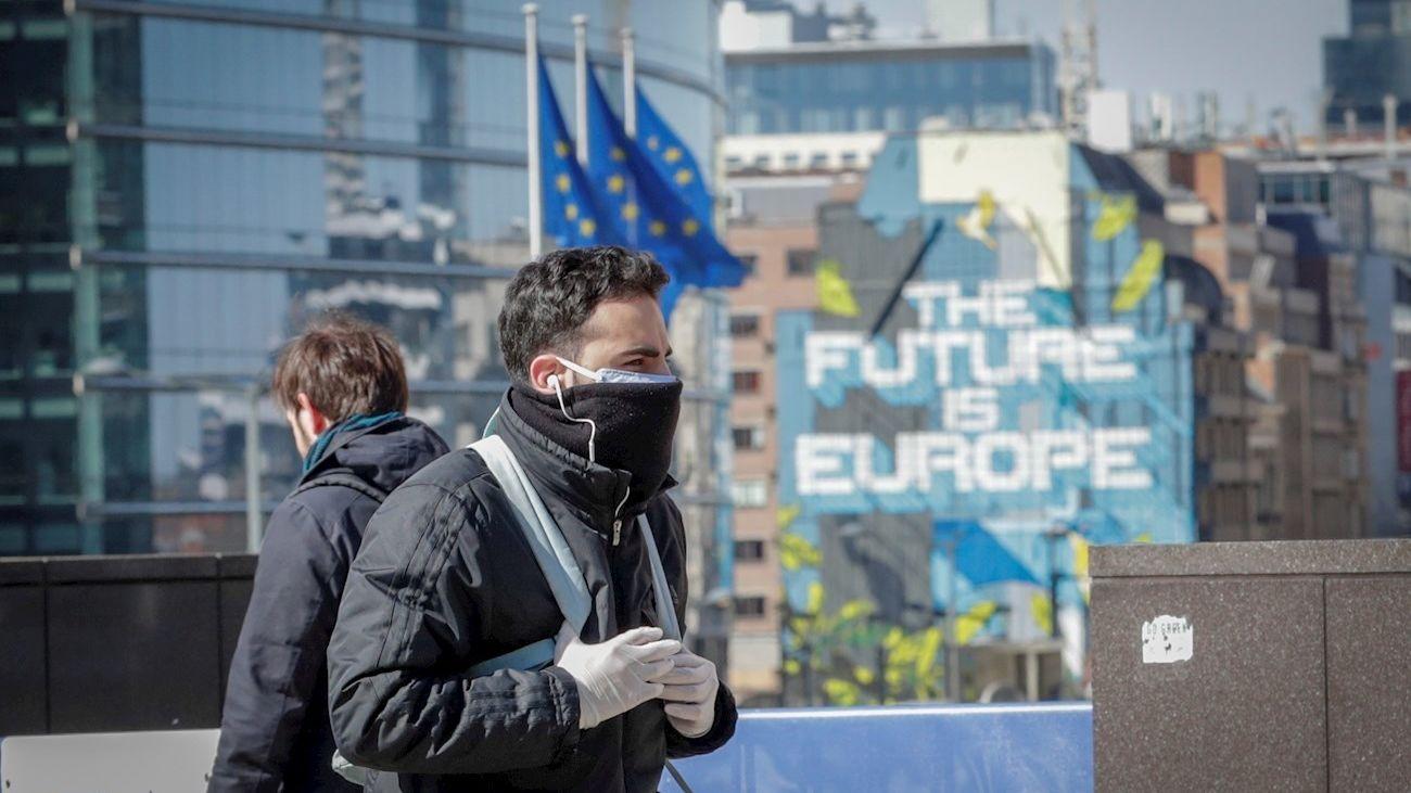 El Eurogrupo debate por teleconferencia la creación de los 'coronabonos'