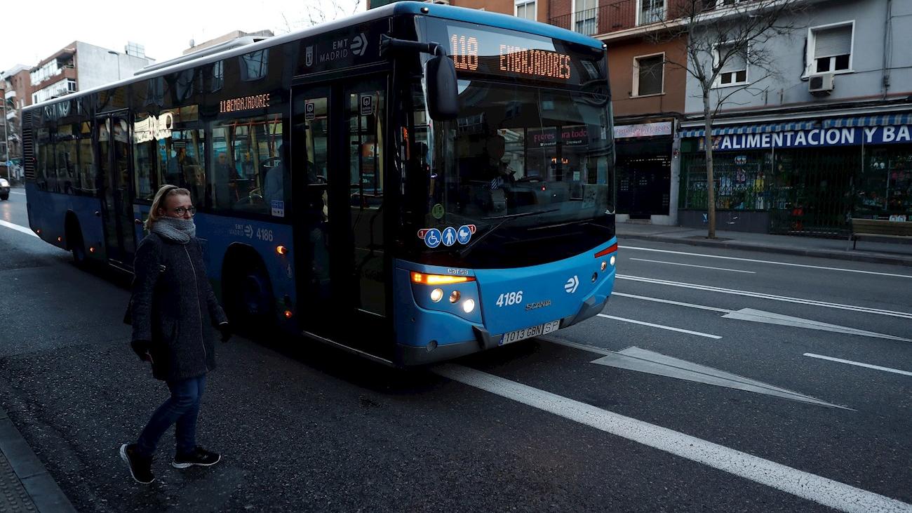 Madrid pide al gobierno de Sánchez un fondo especial para garantizar la recuperación del transporte