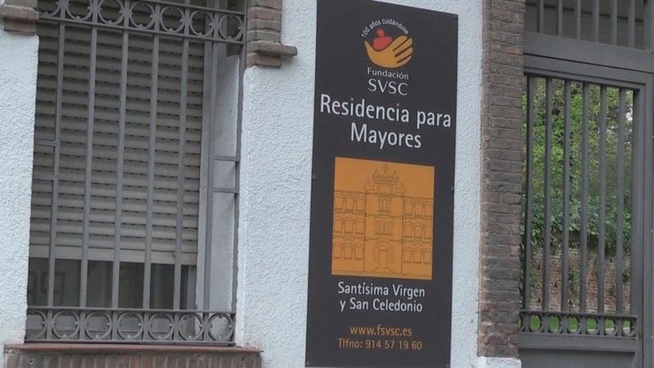 Una veintena de ancianos, fallecidos en la residencia Santísima Virgen de Madrid en Chamartín