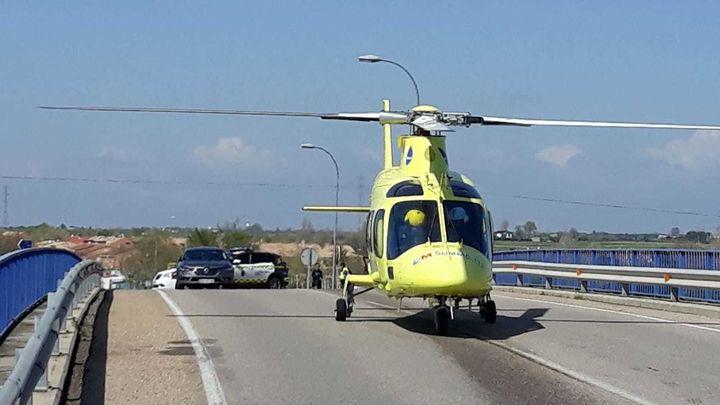 Prisión para el conductor que atropelló a un guardia civil en Casarrubuelos