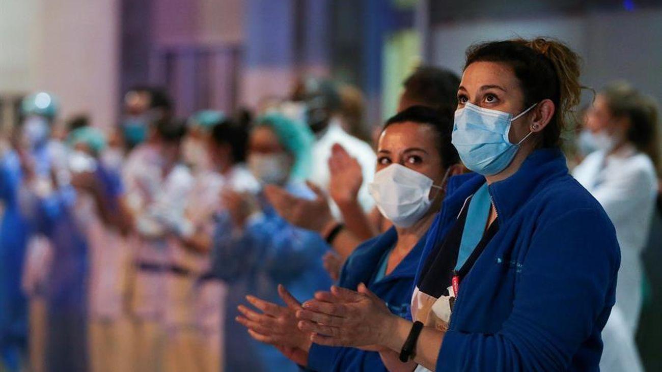 Una jueza da 24 horas a Madrid para que provea material contra el coronavirus a todos los hospitales