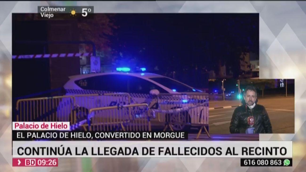 Buenos Días Madrid 25.03.2020