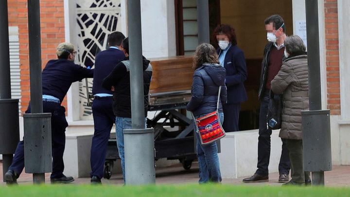 La Comunidad de Madrid suspende todos los velatorios en la región durante un mes