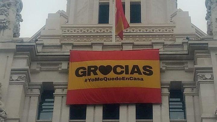 El 'balcón virtual' del Ayuntamiento de Madrid suma más de 420 iniciativas solidarias en menos de una semana