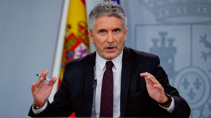 """Marlaska cesa al jefe de la comandancia de la Guardia Civil en Madrid """"por pérdida de confianza"""""""