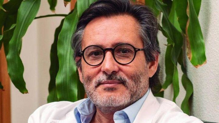 """Julio Mayol: """"Lo estamos pasando muy mal y hay que conseguir material como sea, sólo tenemos para el día"""""""