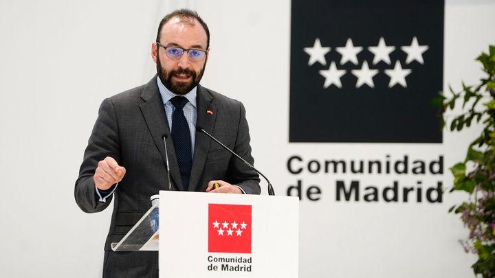 "Manuel Giménez: ""En 10 minutos recibimos más solicitudes de ERTEs en Madrid que en todo 2019"""