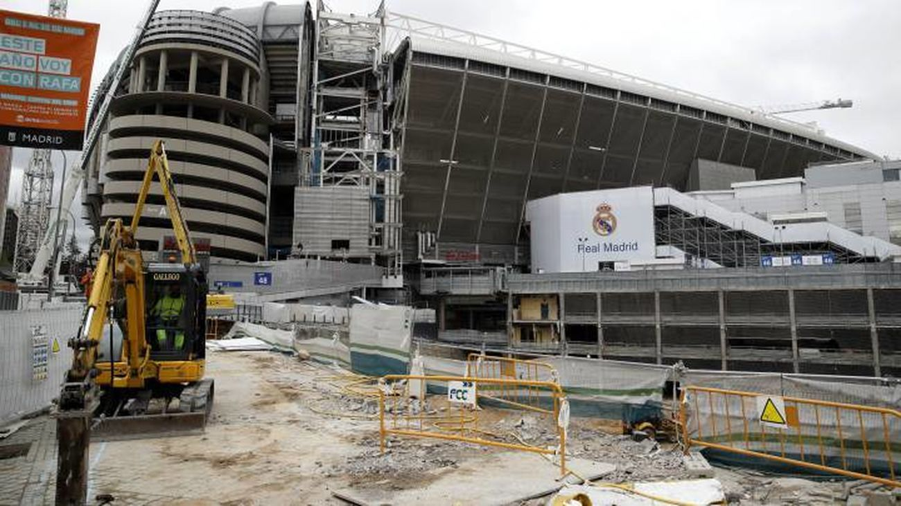 """Madrid """"clama"""" al Gobierno que paren las obras en la región"""