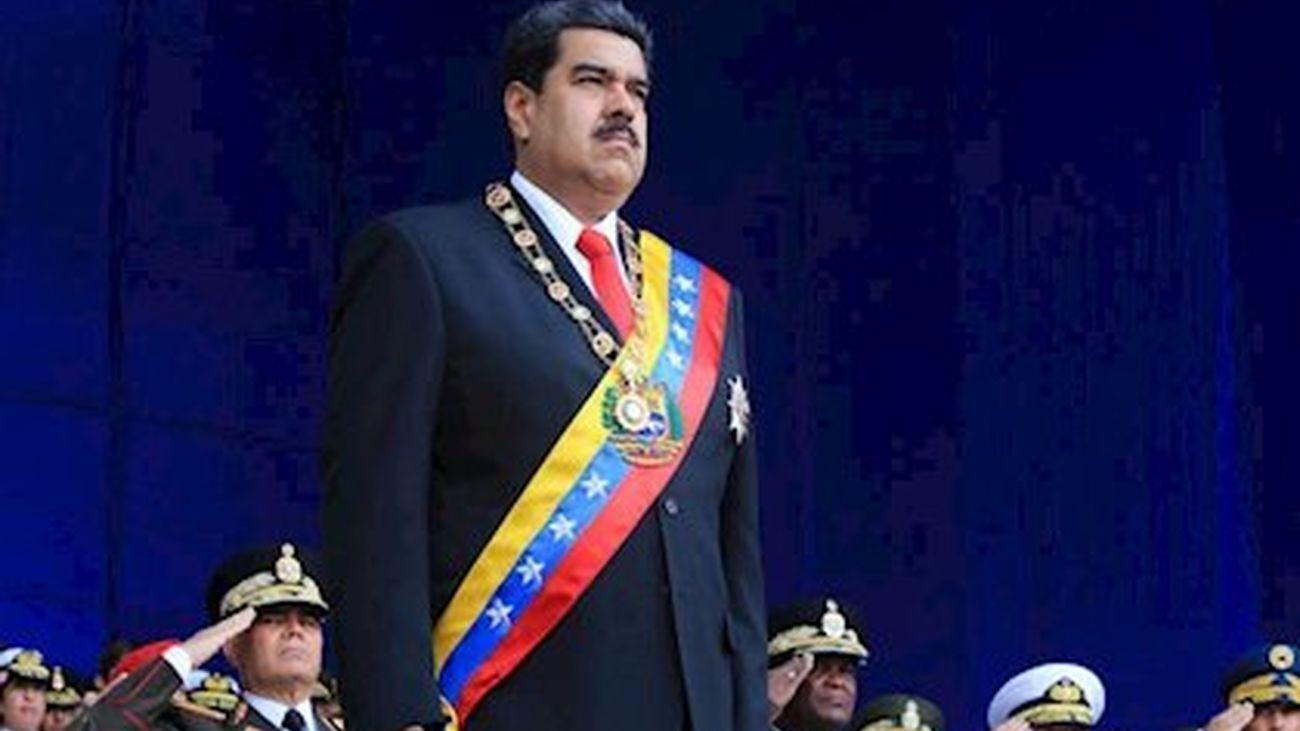 EE.UU. acusa a Maduro de narcotráfico y ofrece una recompensa de 15 millones de dólares