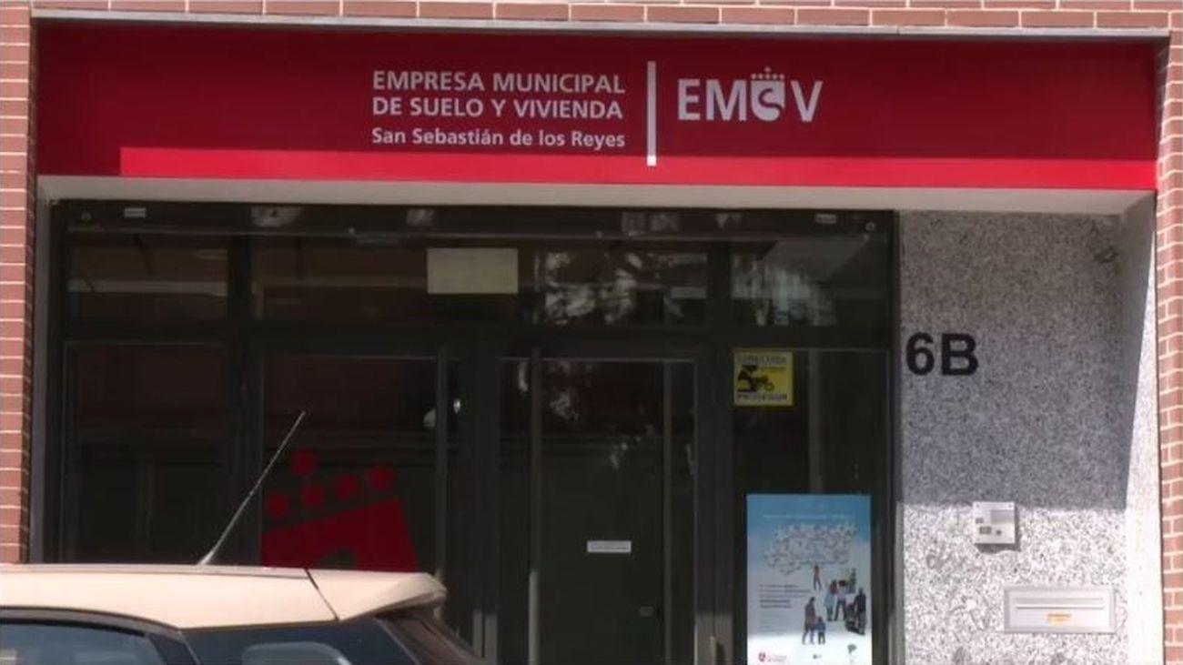 Empresa Municipal de la Vivienda de San Sebastián de los Reyes