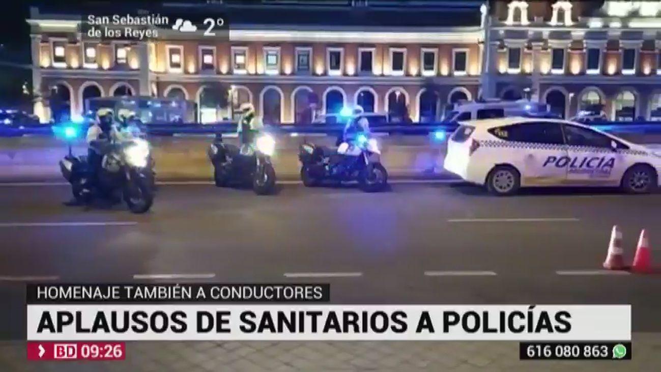 Buenos Días Madrid 27.03.2020