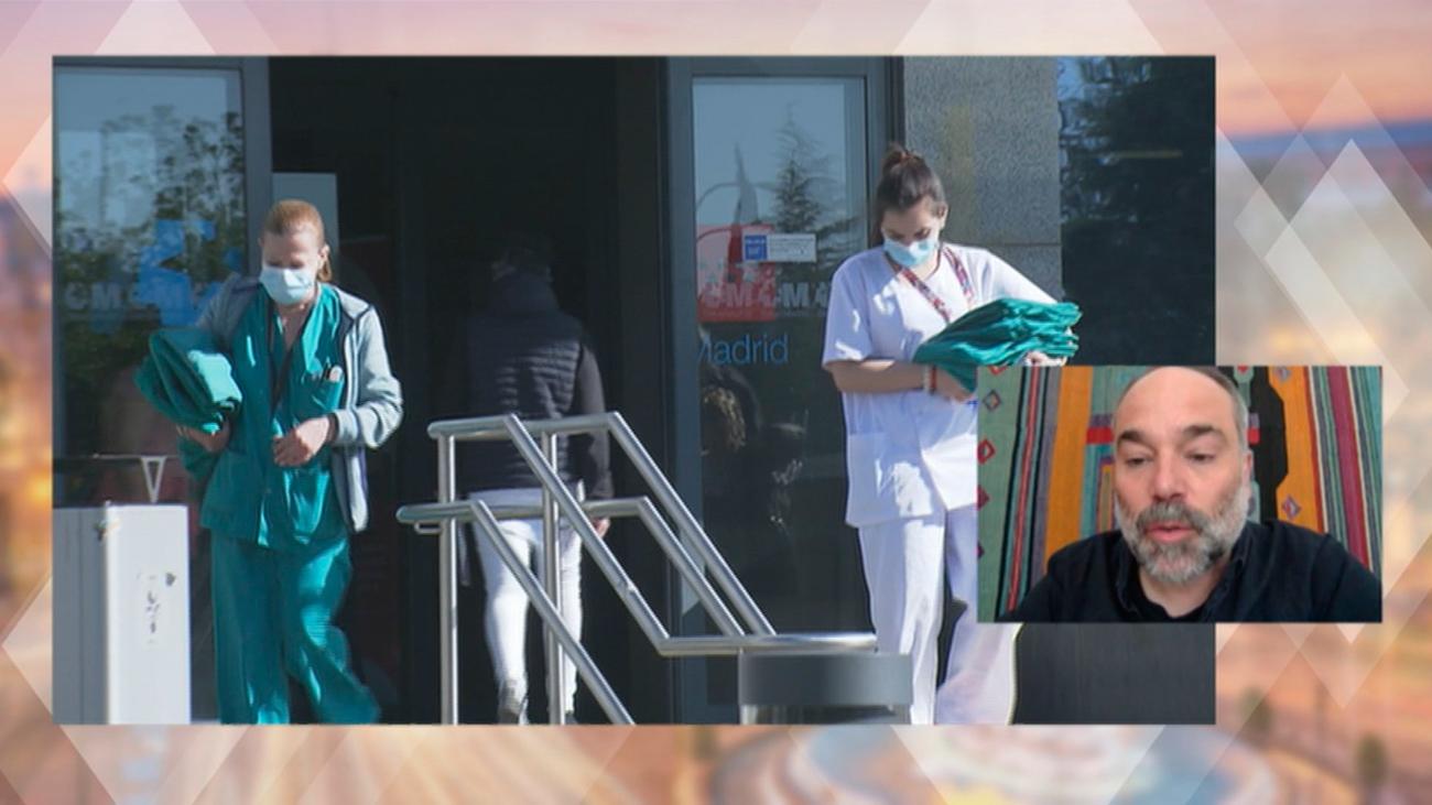 Médicos y sanitarios que viven en el extranjero quieren volver para ayudar en los hospitales españoles