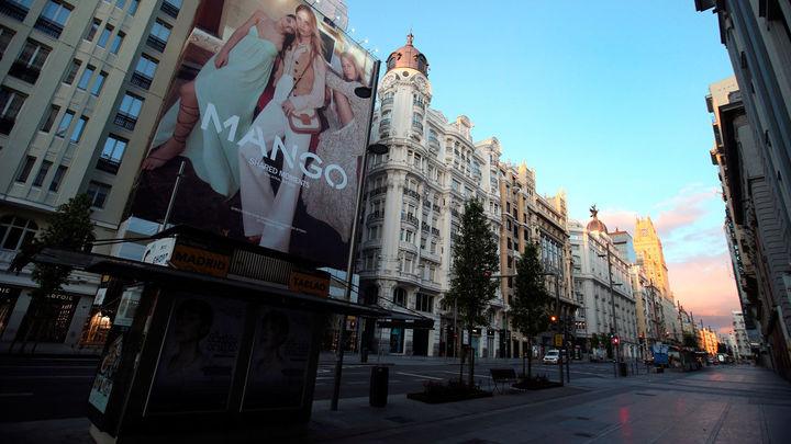 Madrid, la ciudad donde más se redujo la contaminación por el confinamiento