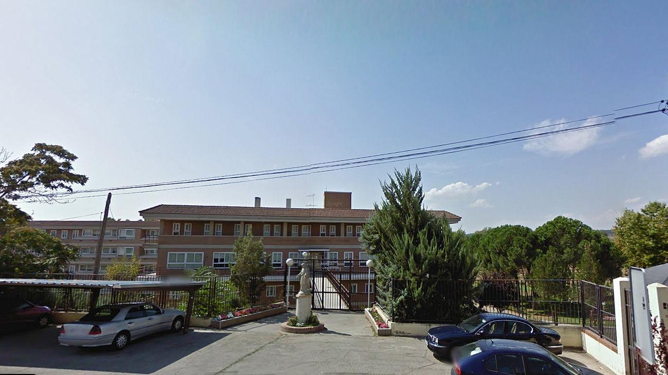 Imagen de la residencia Cottolengo del Padre Ángel, situada entre Algete y San Sebastián de los Reyes