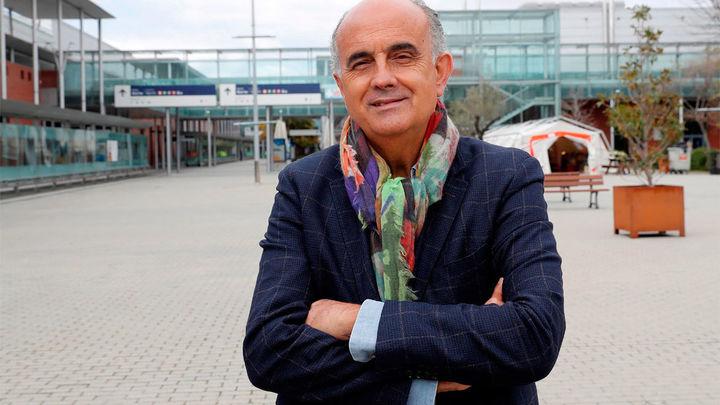 """""""En mayo tiene que estar mucho más controlado""""  dice Antonio Zapatero, director del hospital provisional de Ifema"""