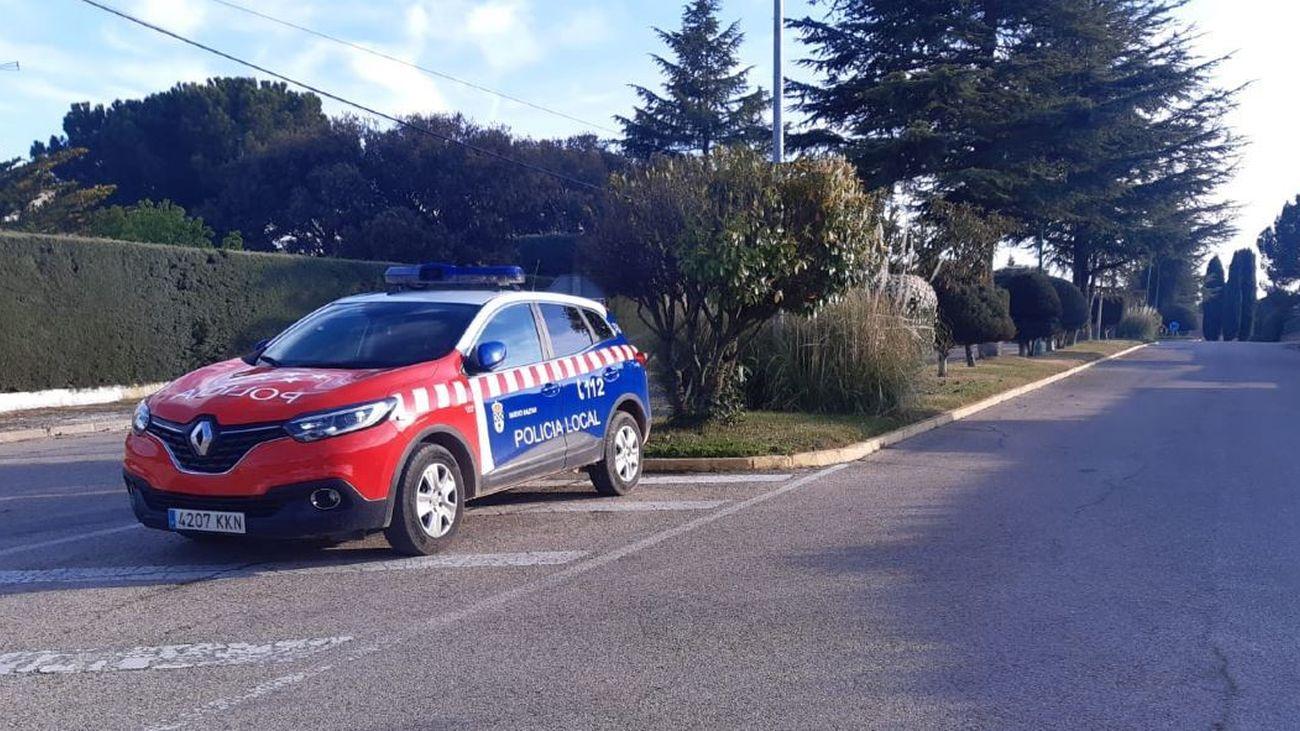 Policía Local de Nuevo Baztán