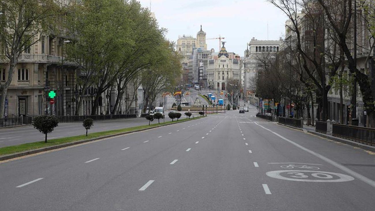 Entra en vigor la prohibición de las reuniones en Madrid desde medianoche a las 6 horas