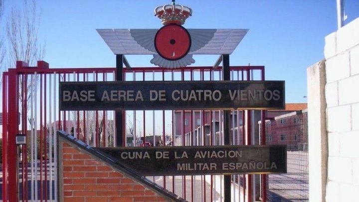 Fallece el primer militar por coronavirus, un subteniente del Ejército del Aire de Cuatro Vientos