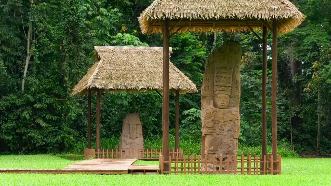 Las Ruinas de Quiriguá, uno de los mayores testimonios de la cultura maya