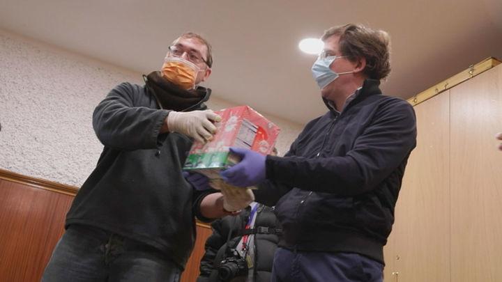 Madrid se prepara para ayudar a 100.000 familias tras la crisis