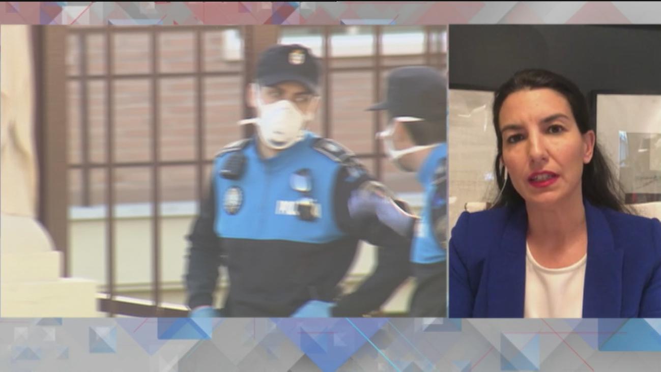 """Rocío Monasterio: """"No hay que engañar a la gente. Esta crisis va a durar 18 meses"""""""