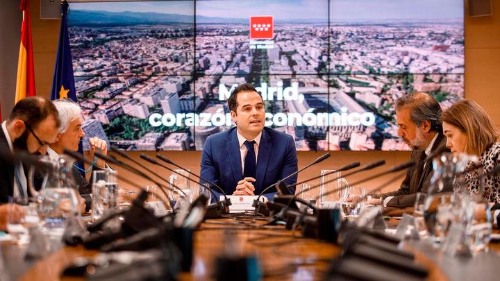 Ignacio Aguado propondrá hoy que la Comunidad de Madrid asuma las cuotas de los autónomos