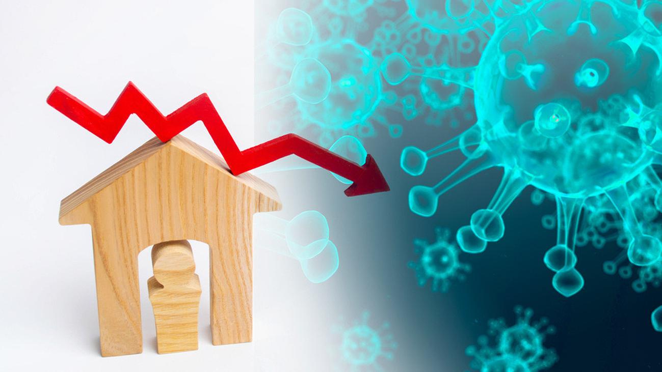 El coronavirus tambalea el mercado de la vivienda