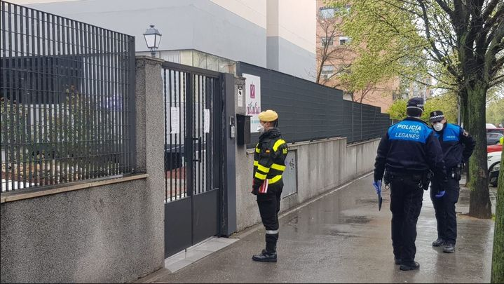 La residencia Vitalia Home de Leganés suma siete muertos y ya son 50 durante la pandemia