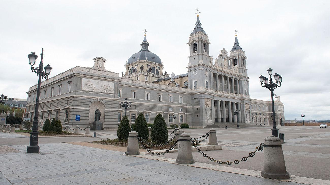 La catedral de La Almudena, Madrid