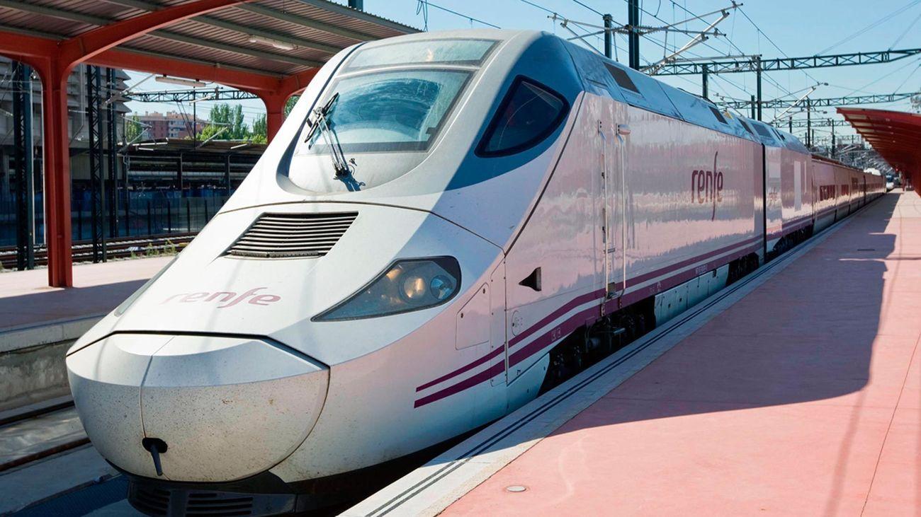 Tren de la serie 730 de Renfe