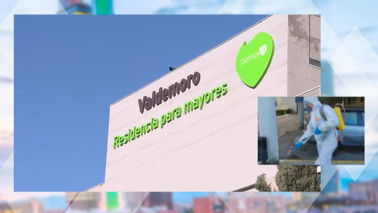 Denuncian la presencia de cadáveres sin retirar en una residencia de Valdemoro