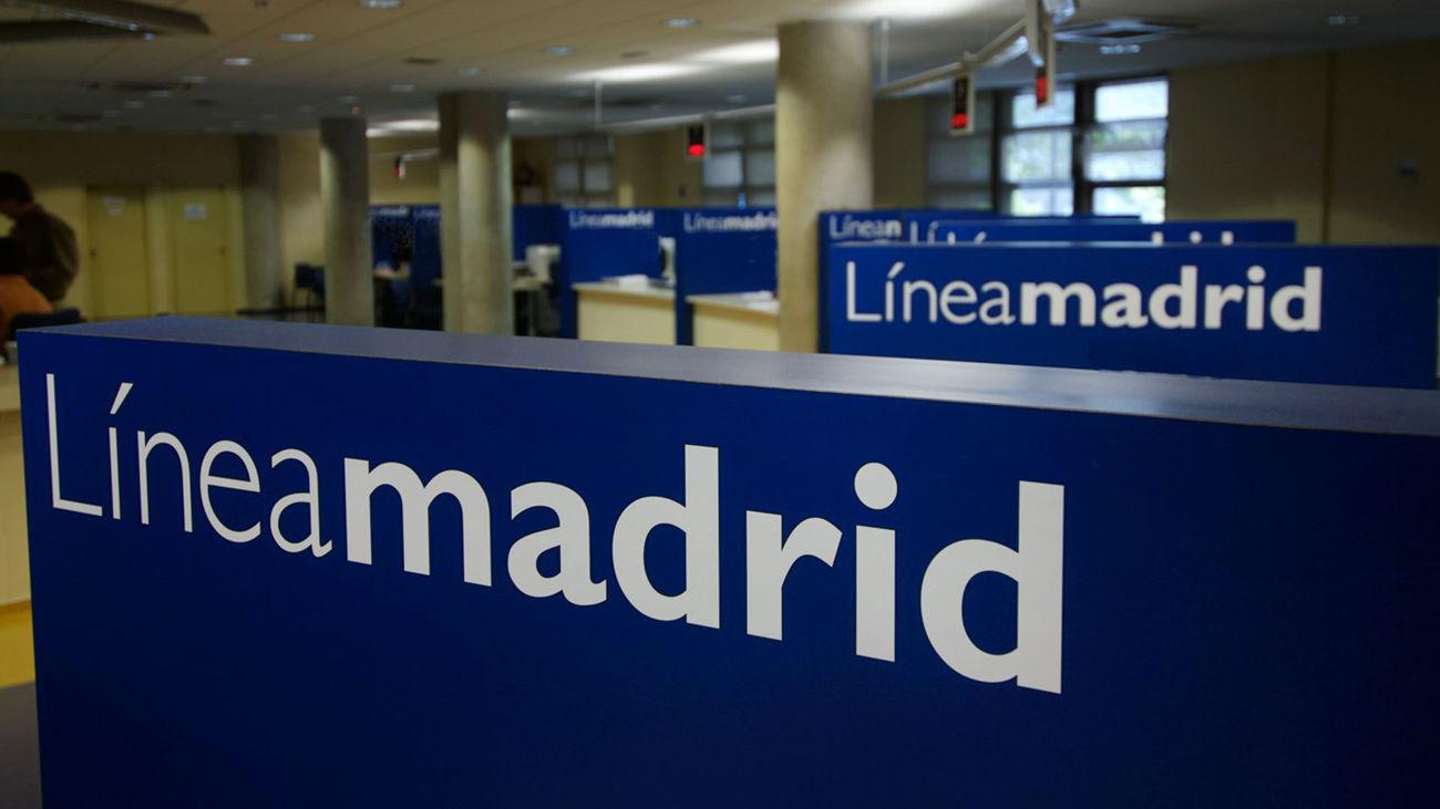 LíneaMadrid, el servicios de atención ciudadana del Ayuntamiento de Madrid