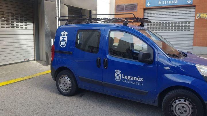 Vecinos de Leganés, empresas y entidades donan 100.000 euros para comprar material sanitario